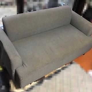【急募】IKEA 2人掛け ソファ 布製