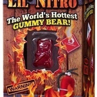 Lil nitro 世界一辛いグミ