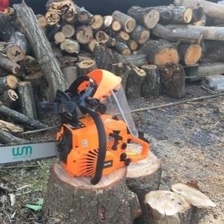倒木の撤去など、お手伝いします