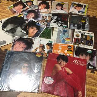 レコード多数