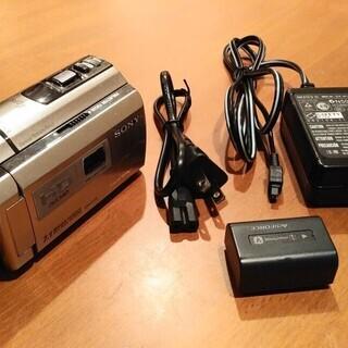 SONY ハンディカム HDR-PJ40Vお売りいたします。