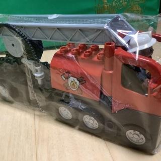 LEGO レゴブロック ☆ はしご消防車 ☆