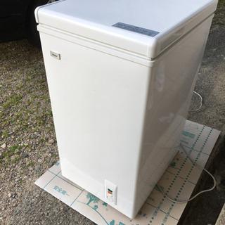 【美品】冷凍ストッカー Haier JF-NC66F-1