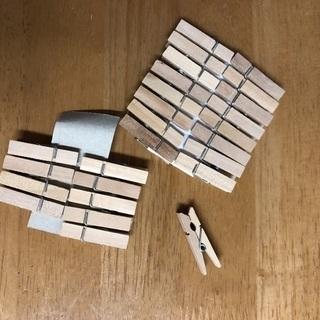 ミニミニ木製ピン