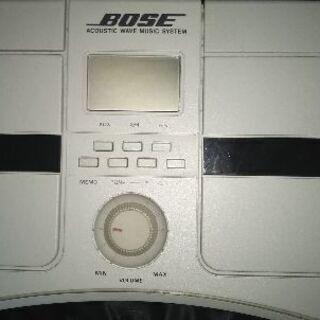 「超音質」BOSE AW-1D 美品 「CD,カセット」