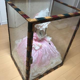 フランス人形 リボン スキヨドール