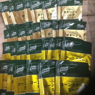 クノール コーン、ポタージュスープ  30袋