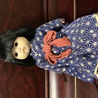 市松人形    いちまさん
