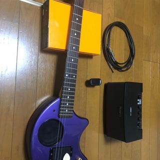 zo-3ギターセット値下げしました