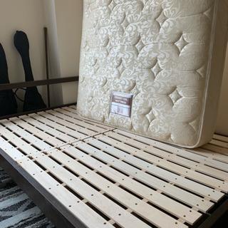 ニトリ セミダブルベッド
