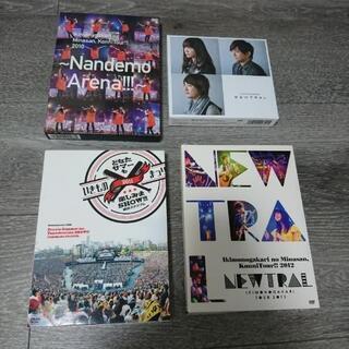 いきものがかり DVD CD