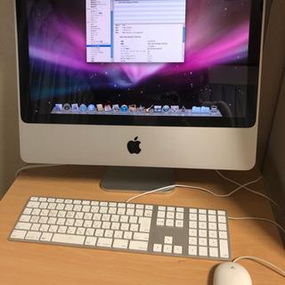 (10/14に削除します!限定値下げ中)iMac 20インチ M...