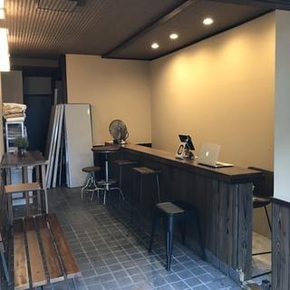 カフェやりませんか。 お家賃はいりません。 京都駅 徒歩5分  ...