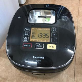 パナソニック 1升 炊飯器 IH式 SR-HB186 中古 17...