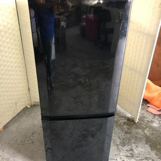 🌈🌟🌈人気の黒色MITSUBISHI冷蔵庫☝️😊
