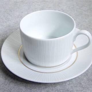 未使用 ノリタケ Noritake ネージュ ティー・コーヒー 碗皿