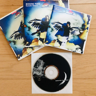 【氷室京介】MISSING PIECE 開封済CD
