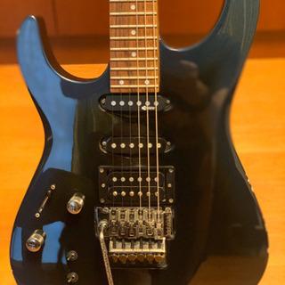 レフティギター FERNANDES ストラトタイプ /サスティナ...