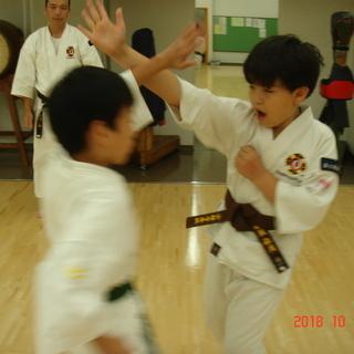 富士裾野スポーツ少年団(少林寺拳法)