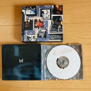 【TRF】CD BRAND NEW TOMORROW