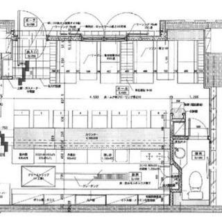 希少1階テナント♫飲食店居抜き物件♫六甲道駅まで3分♫