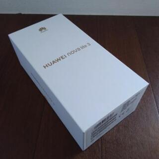 【ご相談終了】【15800円】送料込  HUAWEI  nova...
