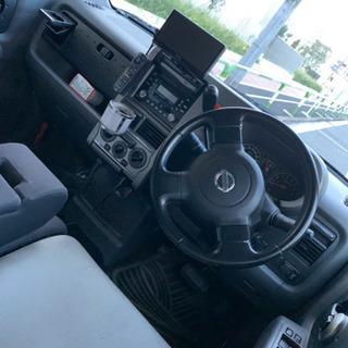 車検半年 日産 キューブ AUTECH ライダー 低走行車 − 福島県