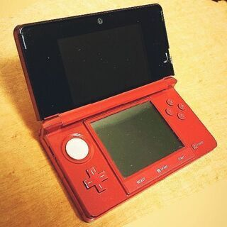 3DS Red 2GB