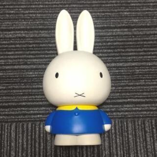 【大容量】ミッフィー貯金箱 ブルー