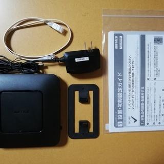 Wi-Fiルーター(無線LANルーター) BUFFALO WSR...
