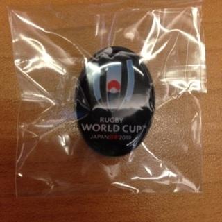 ラグビー ワールドカップ ピンバッジ ピンバッチ