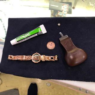 腕時計電池交換 600円(税込)でいたします。G-SHOCKは1000円(税込)です【買取&販売もしております。宮本リサイクル】 − 鳥取県