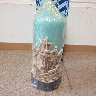 カメヤマ製 装飾キャンドル (帆船)