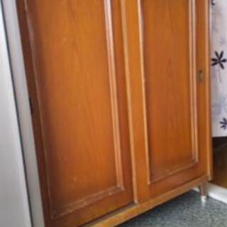 【ペンキのおまけ付】シューズボックス・下駄箱・玄関収納