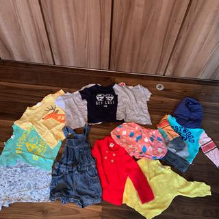 女の子用子供服(ノース・SHIPSなど)
