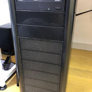 【値下げ】i7-870 12GB GTX750i パソコン 本体のみ
