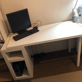 イケア テーブル パソコンデスク