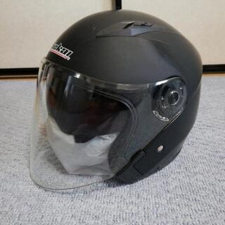 早い物勝ちWシールドジェットヘルメットLサイズ