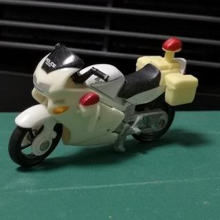 №4-7 ホンダ VFR 白バイ(中国製)