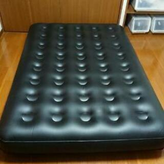 【無料譲渡に変更】空気ベッド