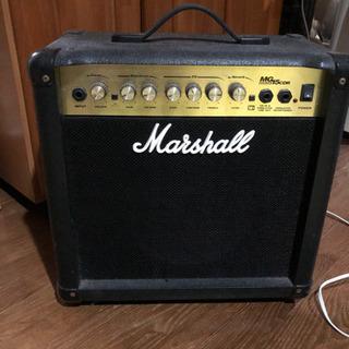 マーシャル ギターアンプ MG15CDR