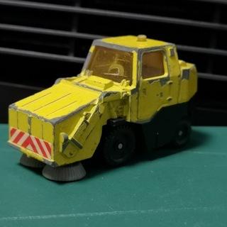 絶版トミカ №113-1 道路清掃車