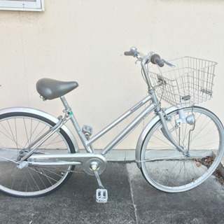 ブリジストン 変速付き自転車(後輪パンクあり)