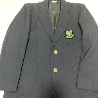 長尾中学校 制服 160A ネクタイ付