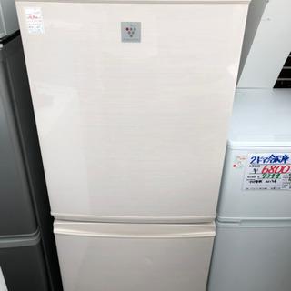 冷蔵庫 シャープ 2015年 137L プラズマクラスター【3ヶ...