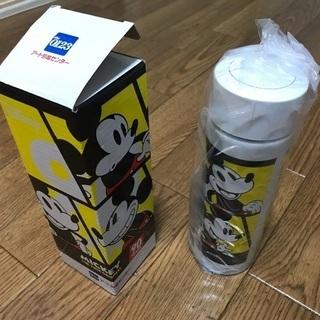 非売品 ミッキーマウス アート引越しセンターオリジナルボトル