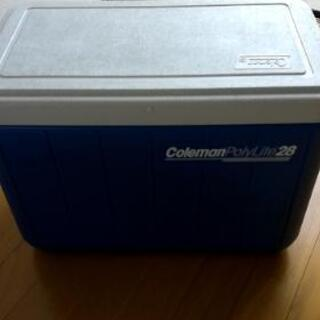 コールマン クーラーボックス ポリライト28