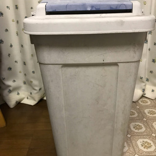 ゴミ箱あげます