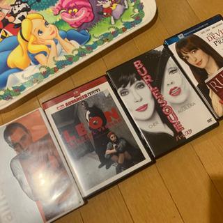 DVD無料であげます
