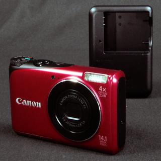 Canon デジタルカメラ PowerShot A2200 14...